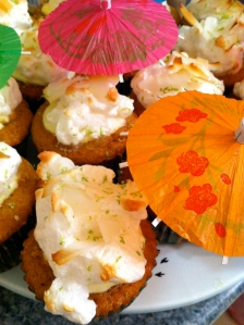 key-lime pie cupcakes