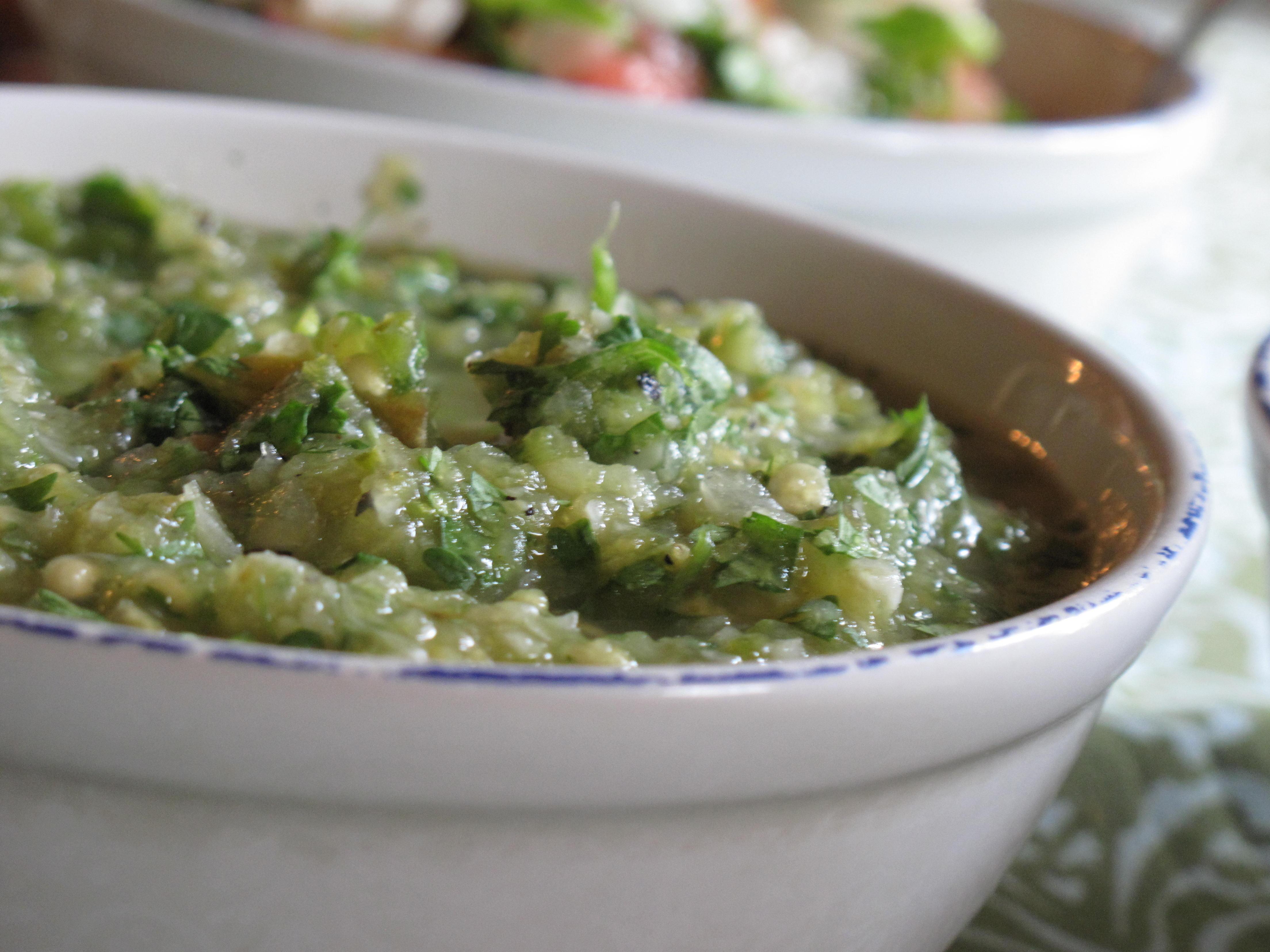 Garden Fresh Salsas | A Greenpoint Kitchen